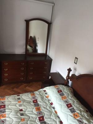Juego De Dormitorio Matrimonial De Cedro