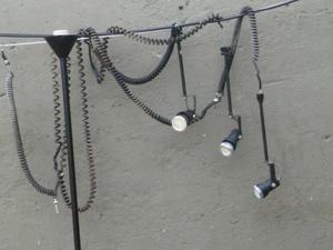 Lotes luminarias de LED y otras cosas