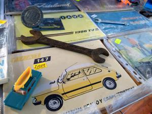Manual de Fiat 147 Iava Sorpasso - original