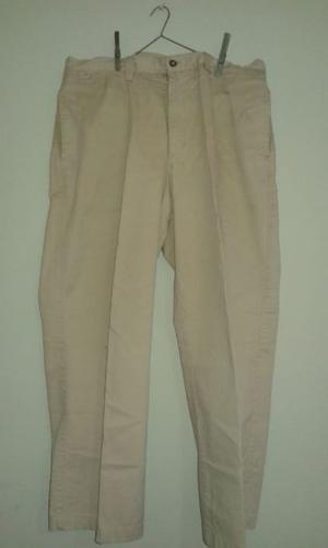 Pantalon de gabardina hombre, talle 48. excelente estado.