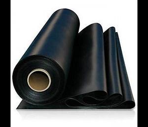 Polietileno Color Negro de 3mts x 200mm x 50mts
