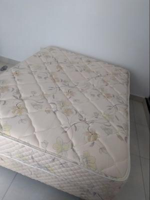 Sommier y colchón Cannon 140 x 200