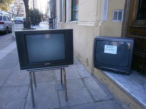 tv 21 Hitachi ultra slim, no se si funciona