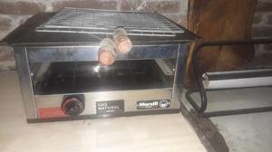 Cocina Industrial + Freidora + Heladera Mostrador +