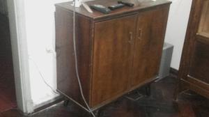Mueble Combinado Winco con radio