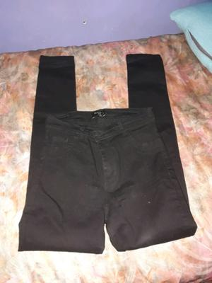 Pantalon jeans negro nuevo