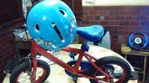 bicicleta para niños rodado 12 excelente estado
