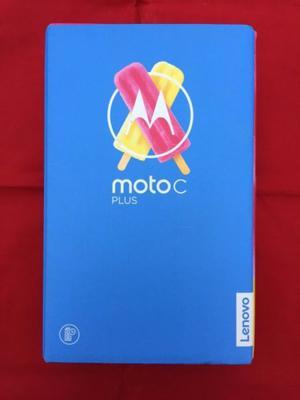 Vendo MOTO C PLUS DORADO (nuevo en caja)