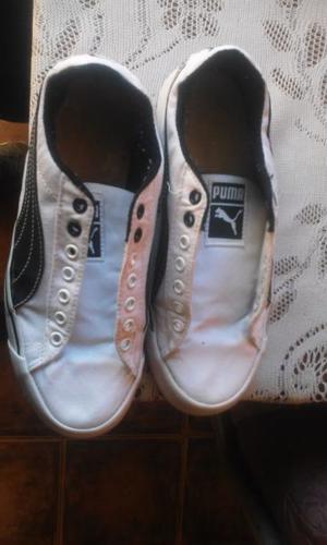 Vendo zapatillas puma numero 38