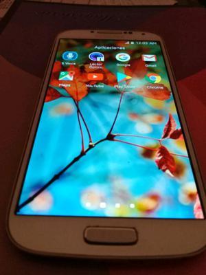 Liquido celular Samsung S4 libre de fábrica