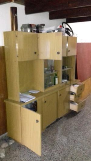Modular aparador biblioteca