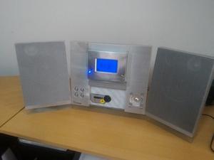 Reproductor de CD y RADIO FM/AM ACOUSTECH A-360M