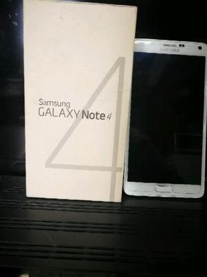 Samsung galaxy note 4 Libre. Usado