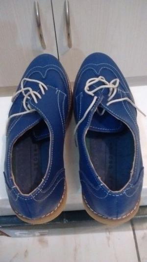 Zapatos de cuero Nuevos sin uso