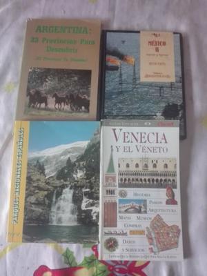 Lote de libros varios