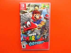 Super Mario Odyssey Original Para Nintendo Switch