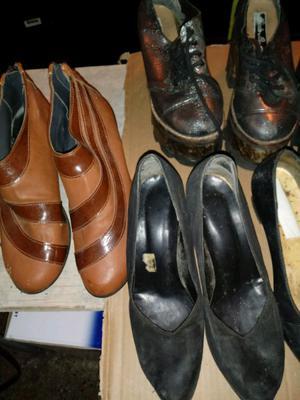Zapatos de mujer...