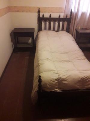 Dos camas de una plaza