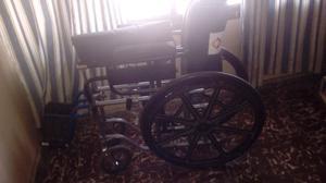 Vendo silla de rueda... Por no usar