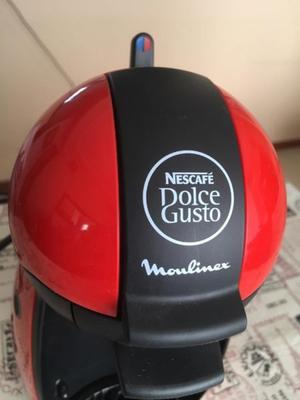 Vendo Cafetera Moulinex Dolce Gusto