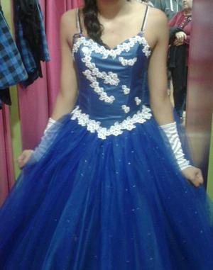Vendo vestido de 15 nuevo sin uso