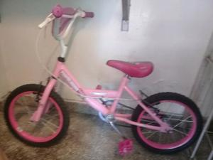Bicicleta de nena rodado 16