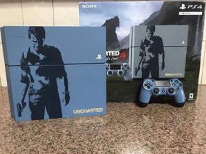 Playstation 4 edicion uncharted 4