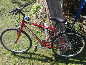 Vendo bici todo terreno como nueva