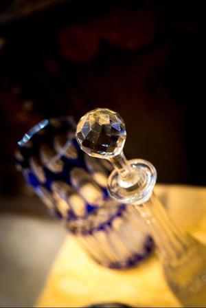 Botellón de Cristal SAINT LOUIS