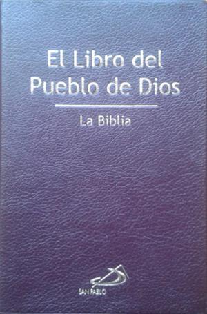 El Libro Del Pueblo De Dios (La Biblia) Tapa Dura
