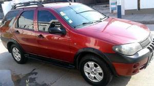 Fiat Palio Adventure 2007 Excelente Estado con GNC
