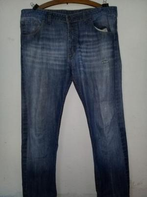 Jeans hombre talle 48