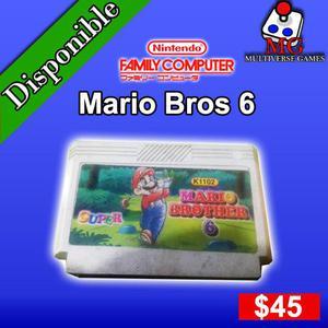 Cartuchos Para Family Game 4 Juegos De Mario Posot Class