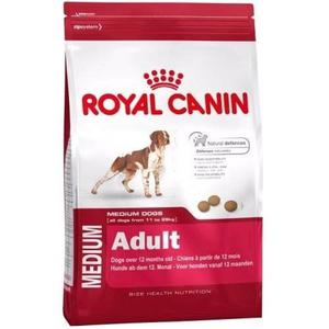 ROYAL CANIN MEDIUM ADULTO X 15KG ENVIOS A DOMICILIO SIN