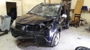 Renault sandero Stepway 2009 nafta chocado