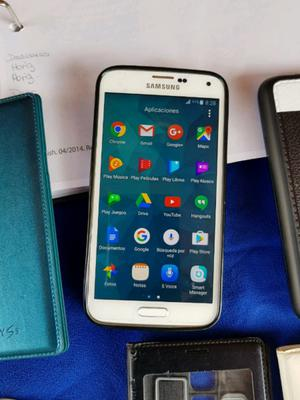 Celular Samsung Galaxy S5 excelente estado