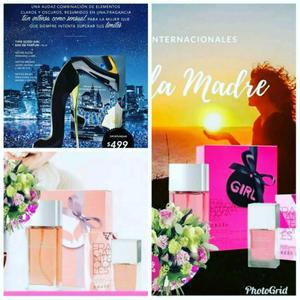 Perfumes internacionales de Bagues