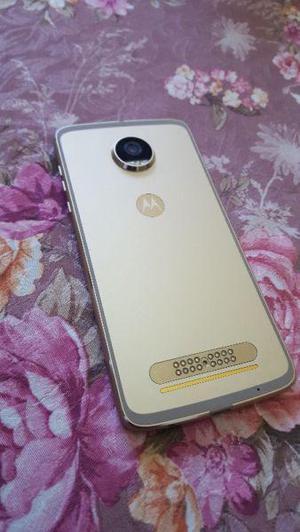 Vendo Moto Z2 Play Fine Gold usado