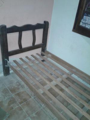 Vendo cama 1 plaza