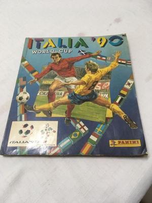 Álbum de ITALIA 90 Completo!