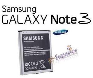Bateria Original Samsung Para Galaxy Note 3 N9000 3200 Mha