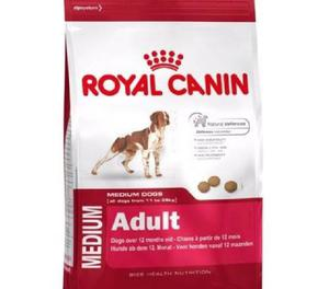 ROYAL CANIN MEDIUM ADULTO X 15KG ENVIOS SIN CARGO
