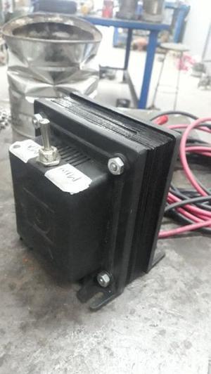 Vendo cargadores de baterias para autos