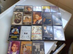 Cassettes Originales Lote!!! O por unidad!!! VARIOS!!!