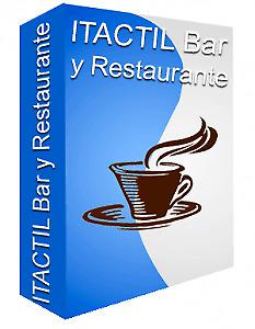 Itactil 8.7 Gestion Y Control Para Bar Restaurante Buffet