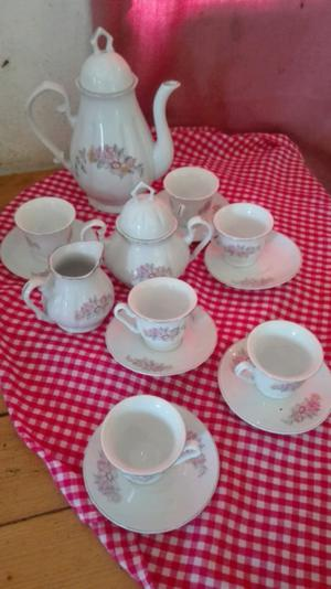 Set de vajilla porcelana