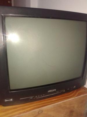 VENDO TV DE 21 PULGADAS PHILIPS A $600