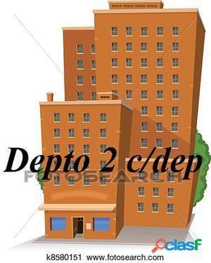 Alquiler Departamento 2 Ambientes GASCON Y ARENALES Mar del