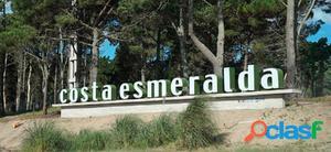 Costa Esmeralda Excelente Lote! Oportunidad!