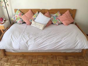 Sillón cama con cama marinera o dos camas de una plaza + 2